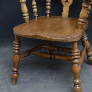 Victorian Windsor Chair