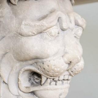 19th Century Sienna marble Italian console