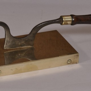 Antique 18th Century Tobacco Cutter