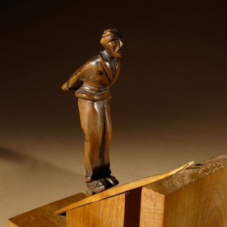A Stylish Pair Of Art Deco Bookends, French Circa 1920.