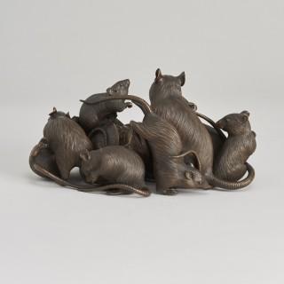 A mischief of rats