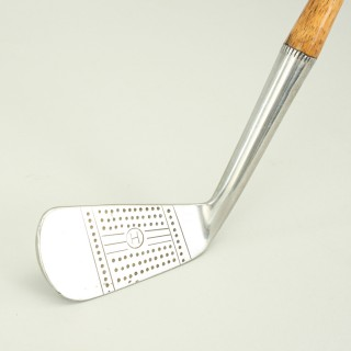 Walter Hagen Hickory Shafted Golf Club 1920