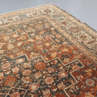 Fine Tabriz rug - Associated with Master weaver, Hadji Jalili