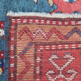 Antique Sewan Kazak rug, South-West Caucasus