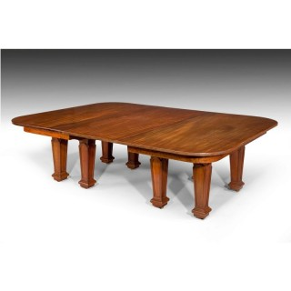 19th Century Dining Table By Holland And Sons