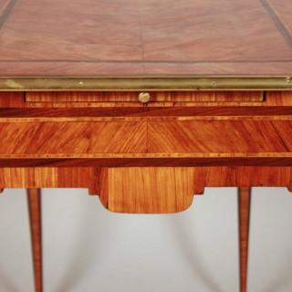 Small Louis XVI Bureau plat