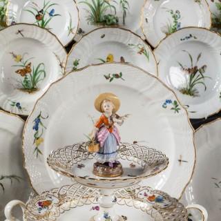 The 248 Piece Royal Danish Porcelain