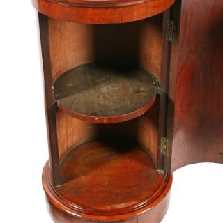 19th Century Pedestal Cabinet