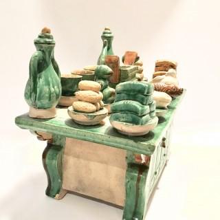 Rare Ming Sideboard