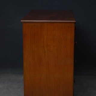 George IV Mahogany Chest of drawers by HY. Walker