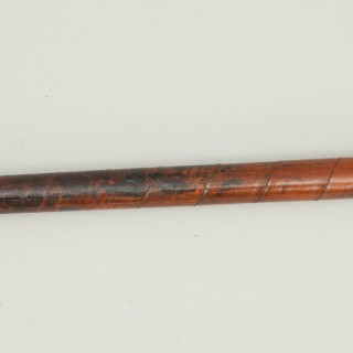 Antique Hickory Golf Club, James B. Halley & Co., Driver