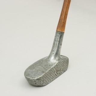 Hickory Golf Club, Schenectady, Mills Center Shafted Putter