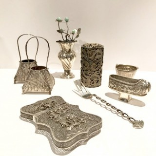 Selection of`Chinese  Silver