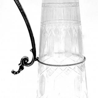 Victorian Claret Jug
