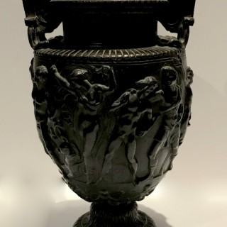 Bronze Classical Greek Vase