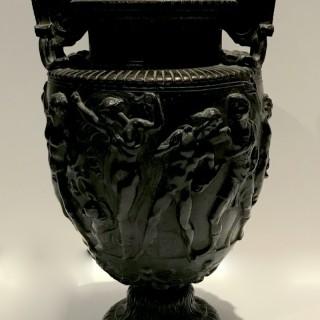 Bronze Classical Greek Vase