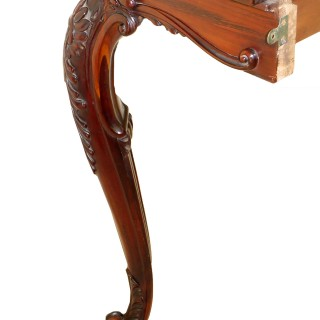 Mid 19th Century William IV English Small Console Table