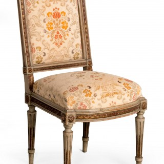 19th Century Five Piece French Salon Suite