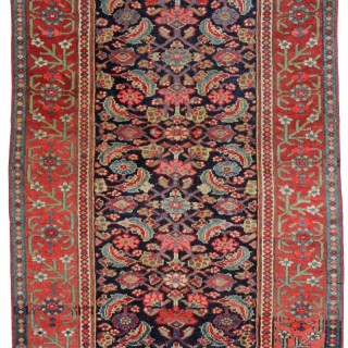 Fine Antique Hamadan Rug