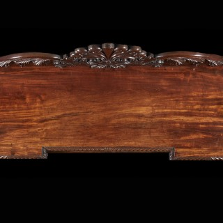 Fine Quality Mahogany William IV Breakfront Front Sideboard