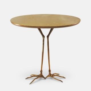 Meret Oppenheim 'Traccia' table, Studio Simon, Italy Circa 1972