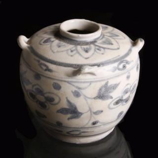 Hoi An Large Jar with Handles