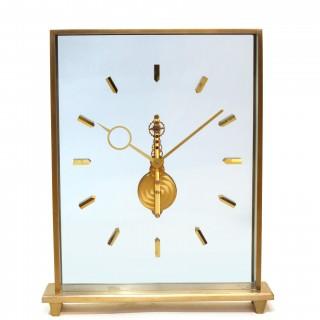 Jaeger leCoultre Floating Skeleton Clock
