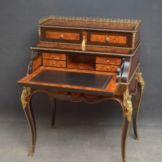 19TH CENTURY FRENCH BUREAU DE DAME WRITING DESK