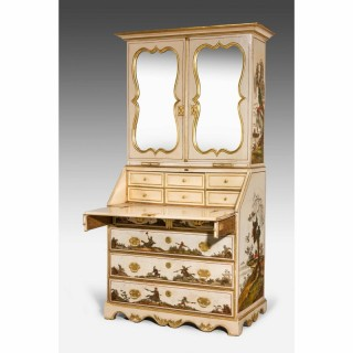 Early 18th Century German Bureau Cabinet