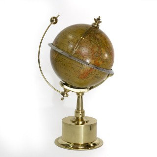 Globe Clock - Richard's Chronosphere