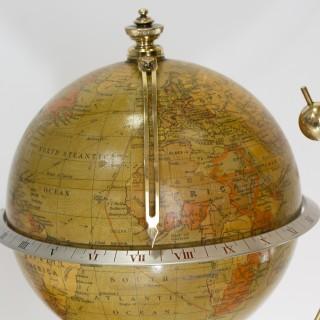 Globe Clock - Richard's Chronosphere