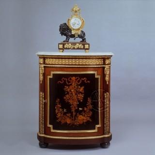 Napoleon III Corner Cabinet