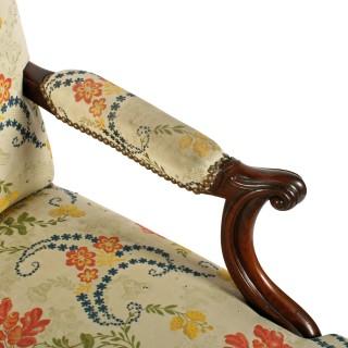 George II Style Settee by Morison & Co