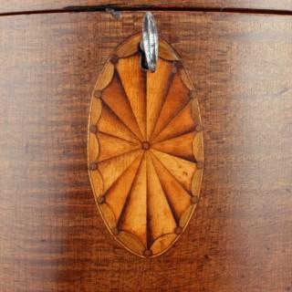 18th Century Oval Tea Caddy