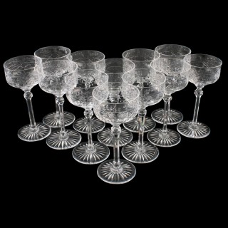 Set of 12 Dessert Wine Glasses