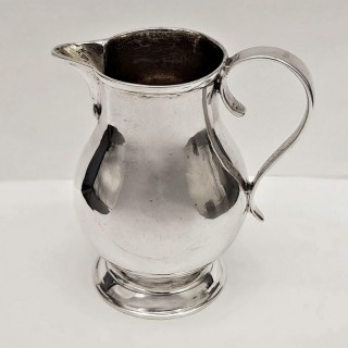 George III Silver Cream Jug