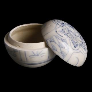 Hoi An Ceramic Box
