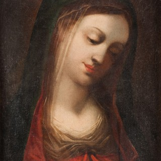 16th Century Oil Painting