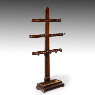 A Regency Period  Tree Hall Stand