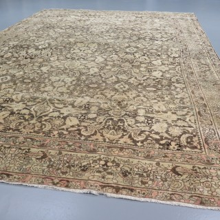 Striking Bidjar carpet