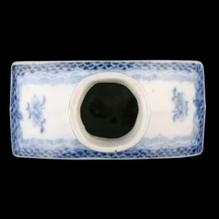 18th Century Chinese Qing Tea Caddy