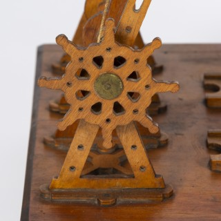 PIT MINEHEAD winding gear MODEL