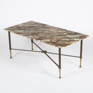 ONYX TOP LOW TABLE
