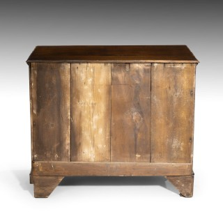 A Most Attractive Chippendale Period Mahogany Chest of Drawers