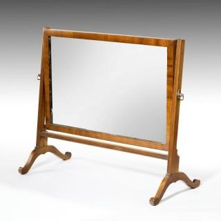 An Edwardian Period Dressing Mirror