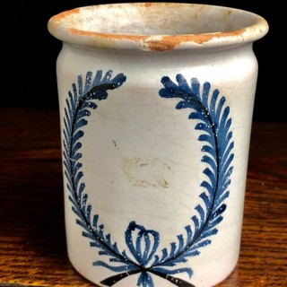 Early 18th Century pill jar