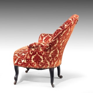 A Quite Unusual 19th Century Childs Easy Chair