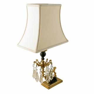 Regency Style Table Lamp