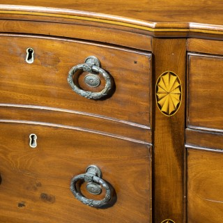 A Very Fine George III Period Sideboard by Gillows of Lancaster