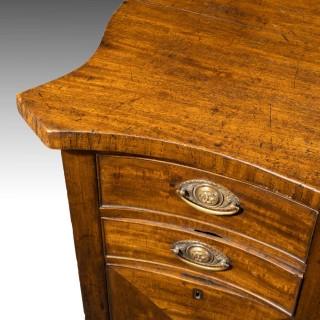 A Good George III Period Mahogany Sideboard
